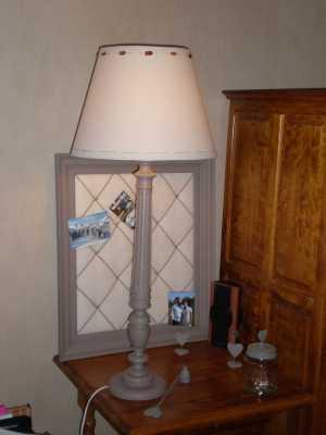 Lampe lampadaire